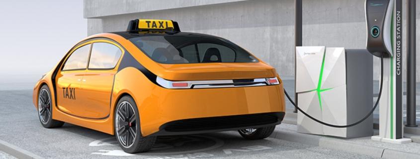 Elektrische-taxi